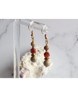 Earrings IN-KO571