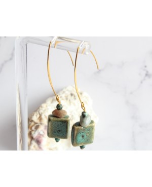Earrings IN-KO0055