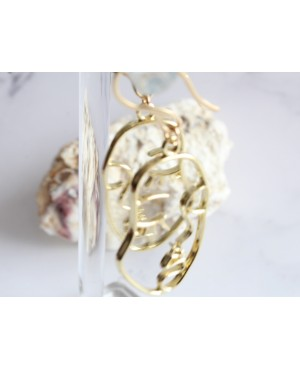 Earrings IN-KO749