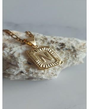 Necklace lit N