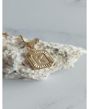 Necklace lit K