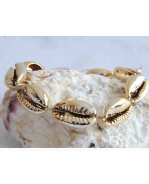 Bracelet with shells 7