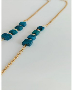 Chain for glasses 27
