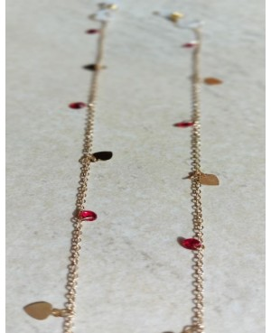 Chain for glasses 105