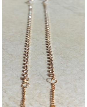 Chain for glasses 106