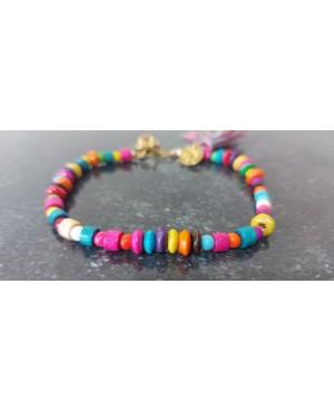 Ankle bracelet 10